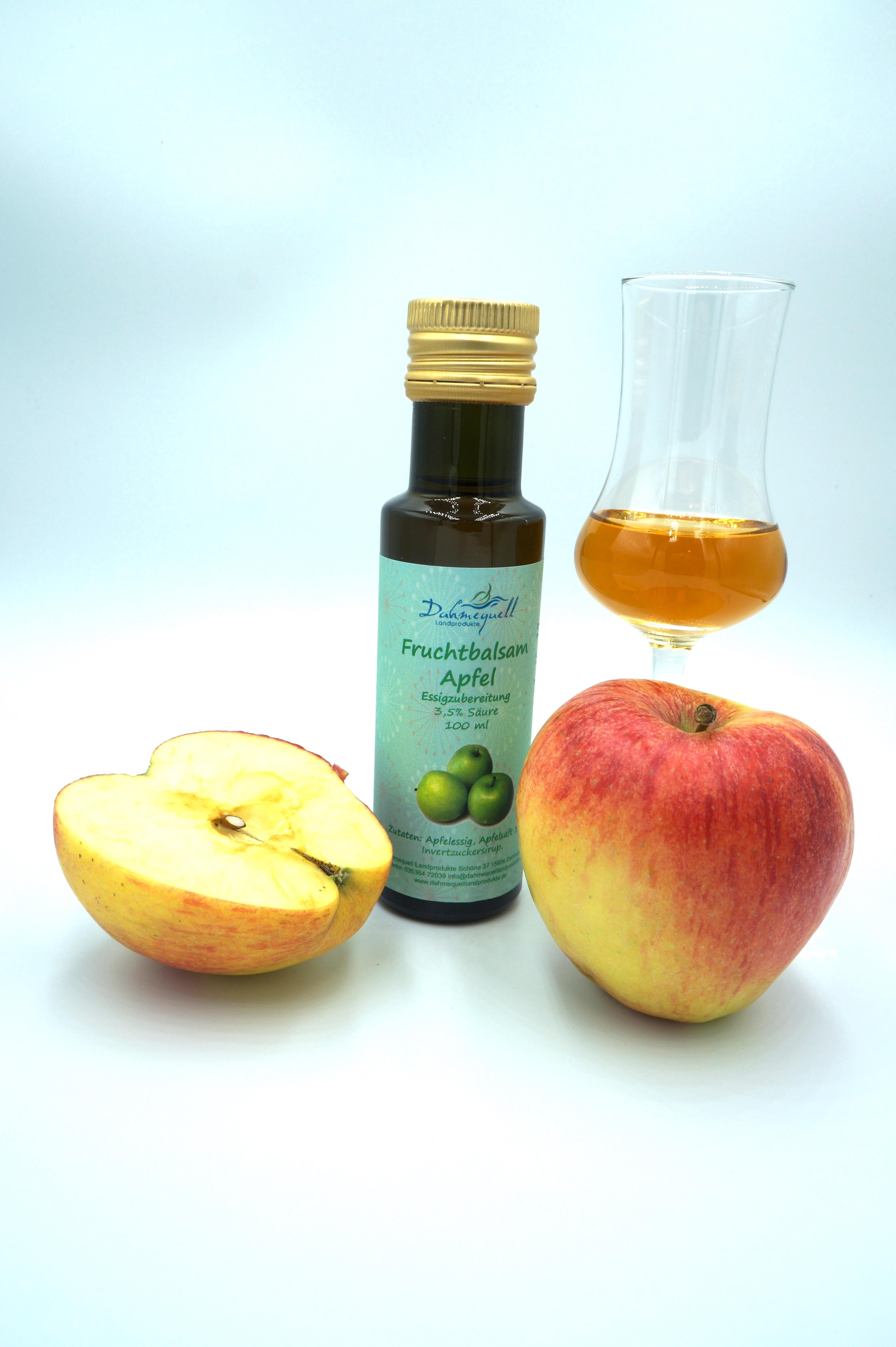 Fruchtbalsam Apfel 100 ml