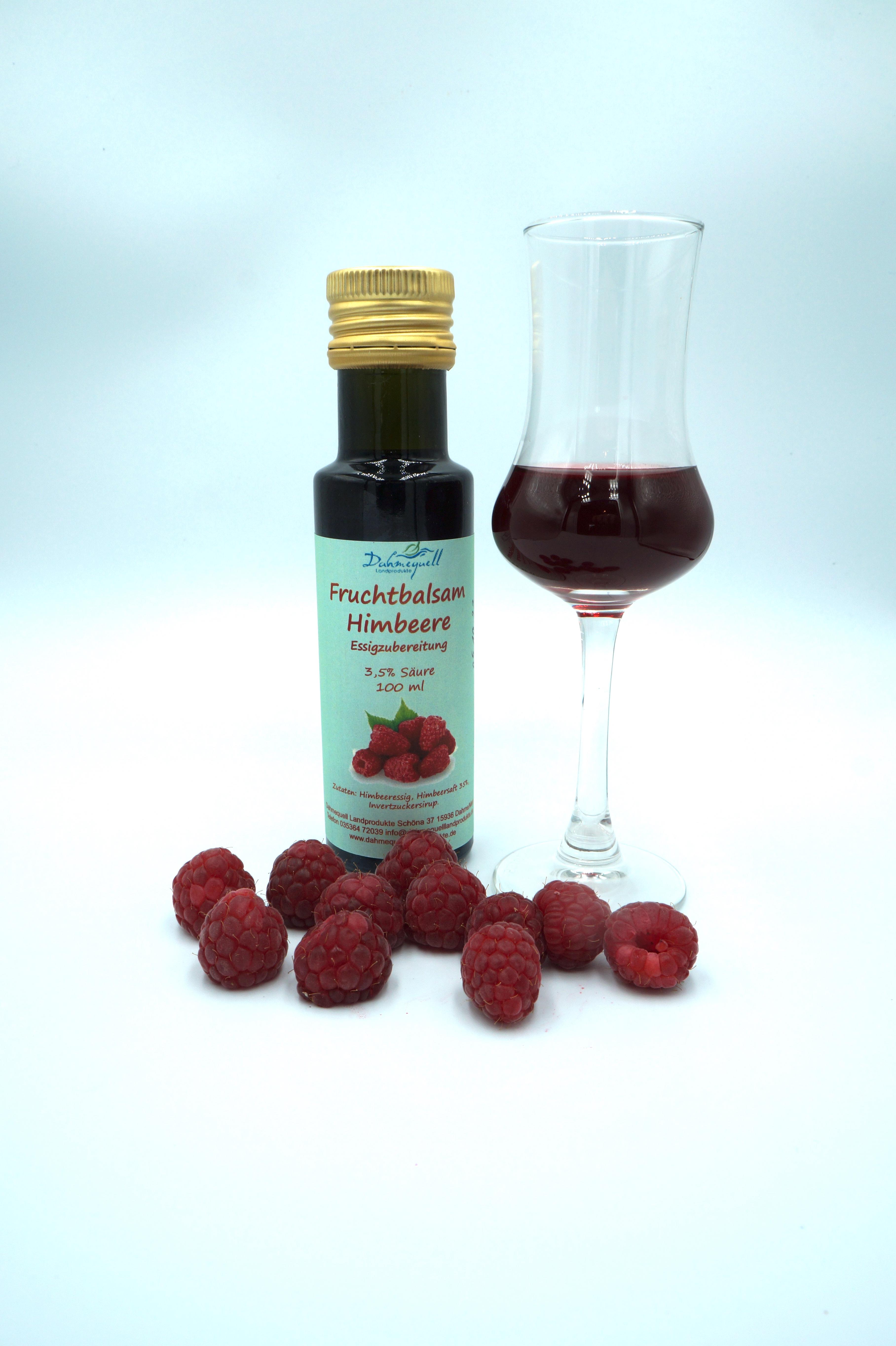 Fruchtbalsam Himbeere 100 ml