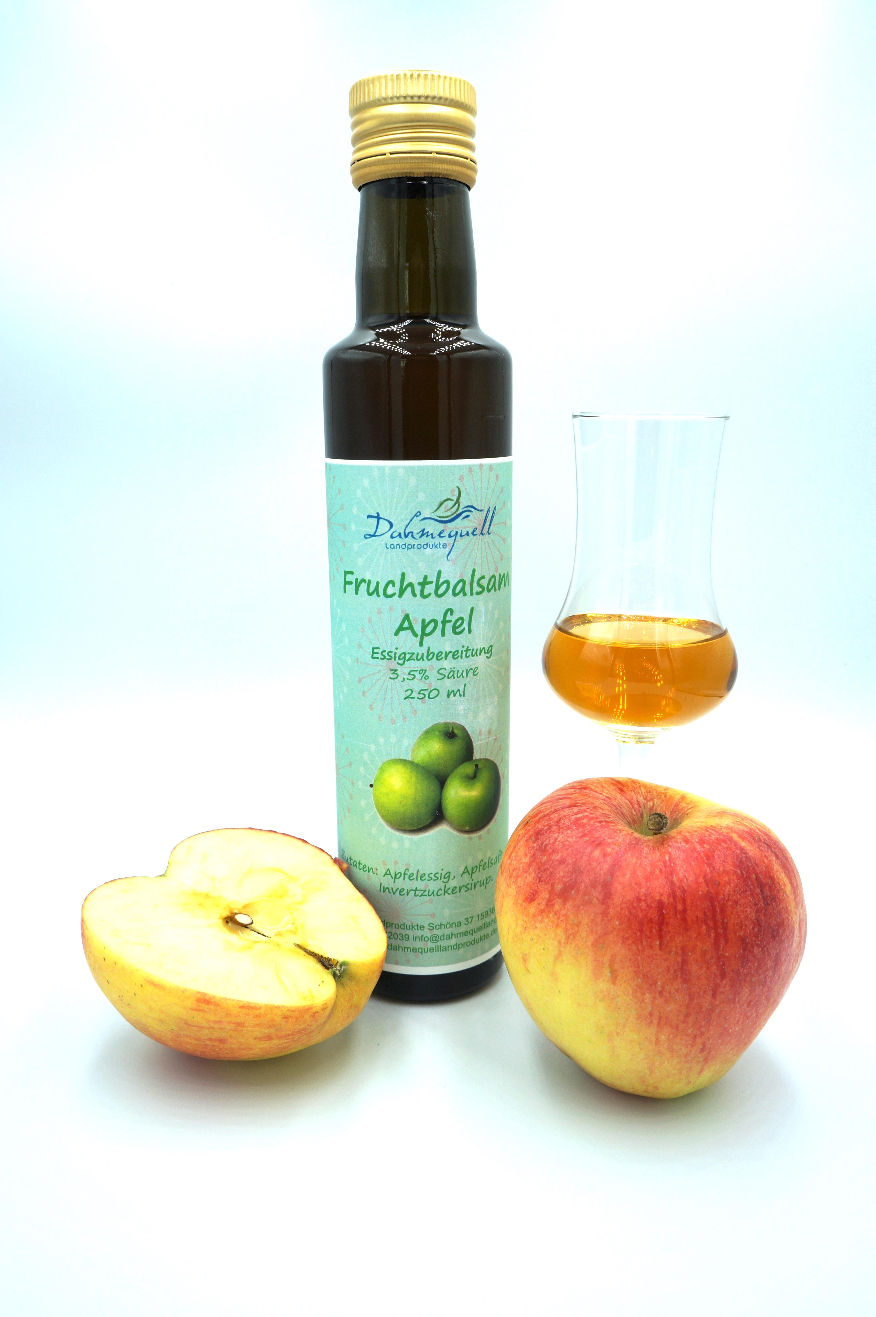 Fruchtbalsam Apfel 250 ml