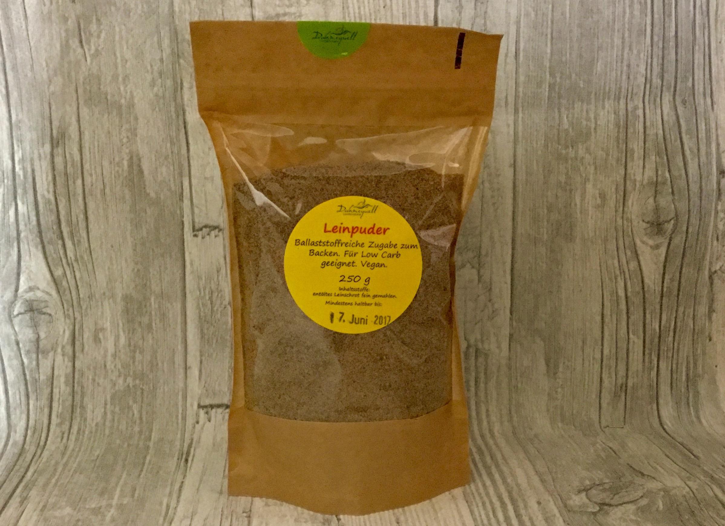 Leinpuder 250 g