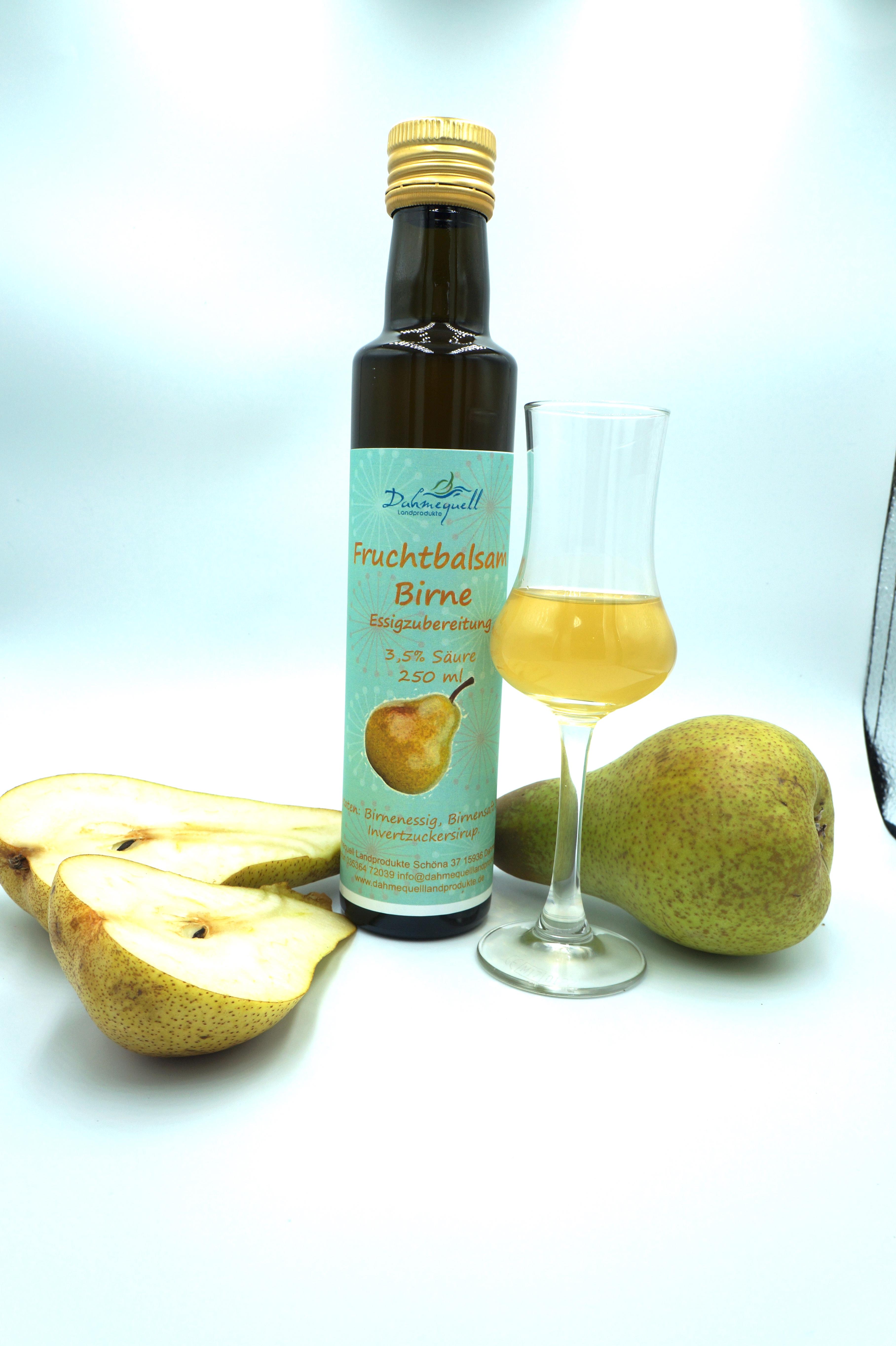 Fruchtbalsam Birne 250 ml
