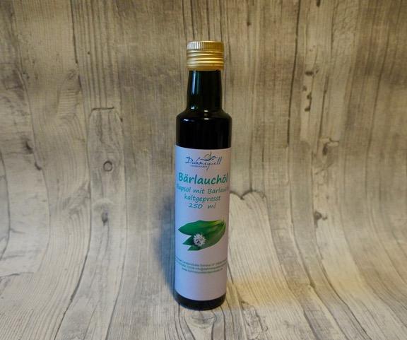 Bärlauchöl 250 ml