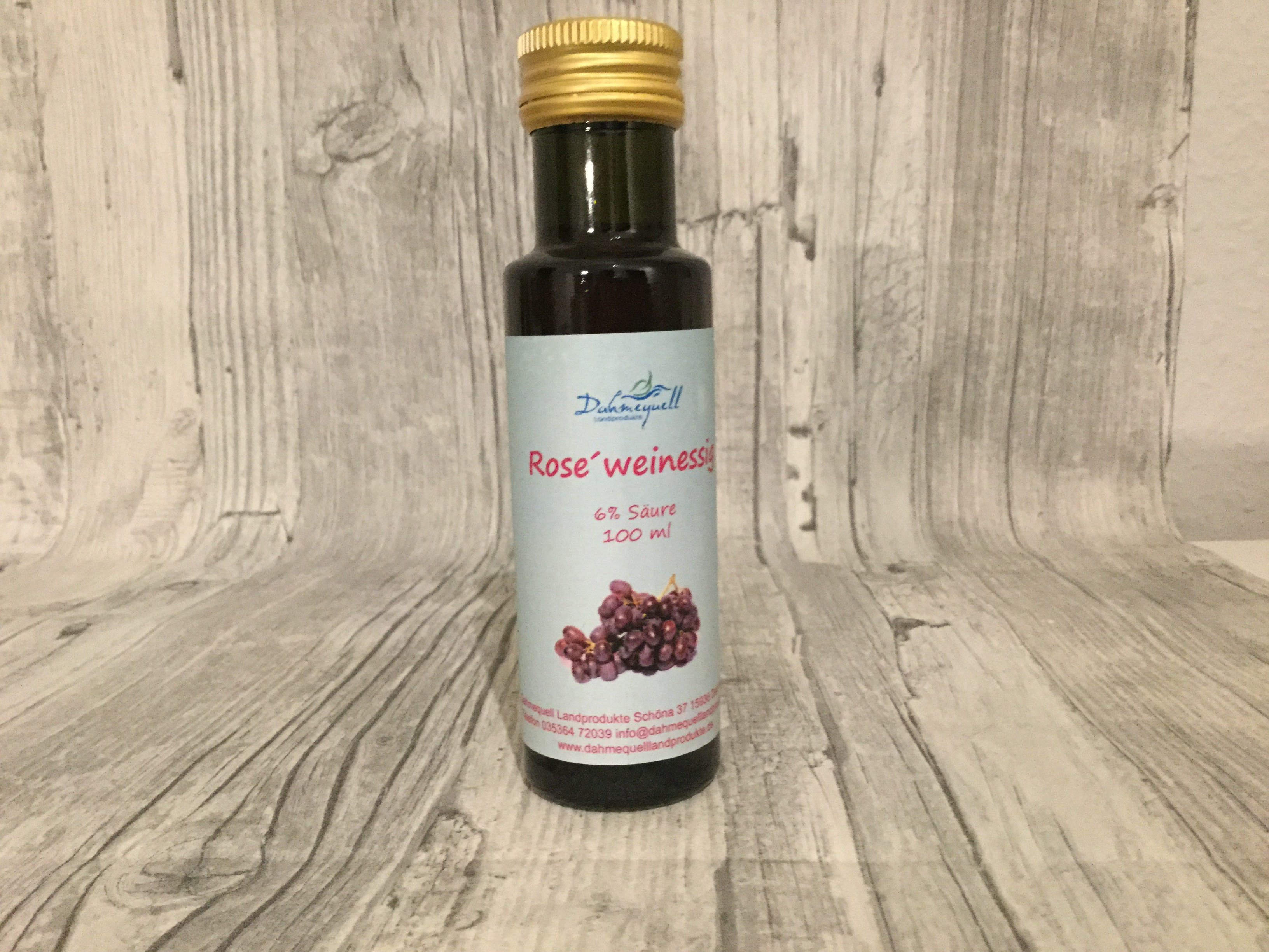 Rose´weinessig  100 ml